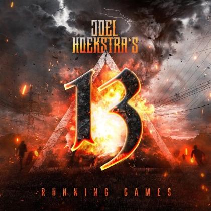 Joel Hoekstra's 13 (Whitesnake/Trans-Siberian Orchestra/Night Ranger) - Running Games