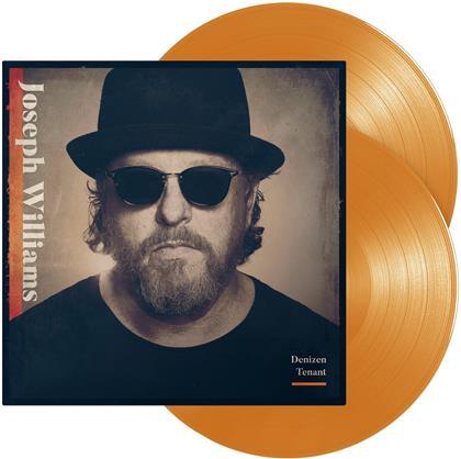 Joseph Williams (Toto) - Denizen Tenant (Orange Transparent Vinyl, 2 LPs)