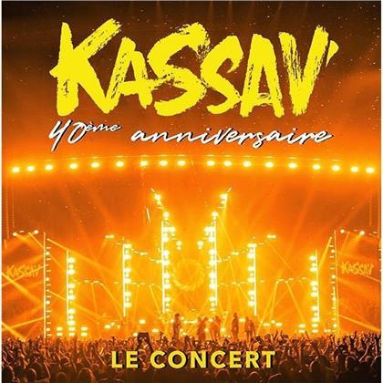 Kassav - 40Eme Anniversaire - Le Concert (DVD + CD)