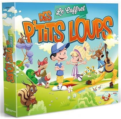 Le Coffret Des P Tits Loups - le coffret des p tits loups (DVD + 4 CDs)