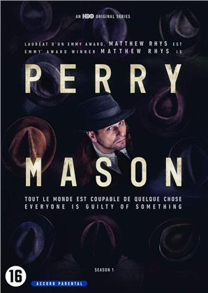 Perry Mason - Saison 1 (2020) (2 DVDs)