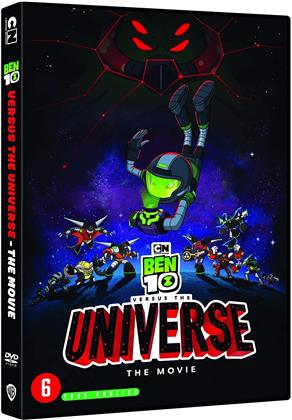 Ben 10 versus the Universe - The Movie (2020)