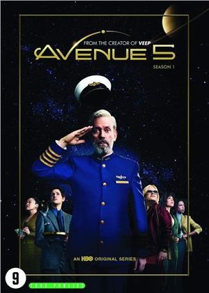Avenue 5 - Saison 1 (2 DVDs)