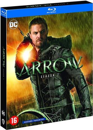 Arrow - Saison 7 (4 Blu-rays)