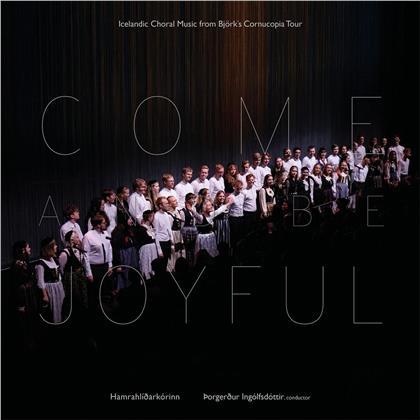 Hamrahlid Choir - Come And Be Joyful (LP)