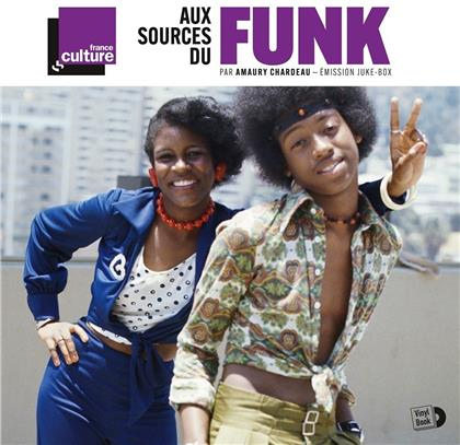 France Culture - Aux Sources Du Funk - Vinylbook (LP)