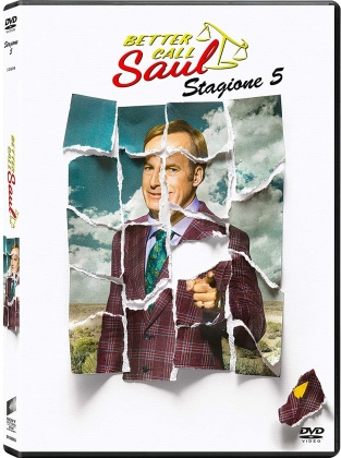 Better Call Saul - Stagione 5 (3 DVDs)