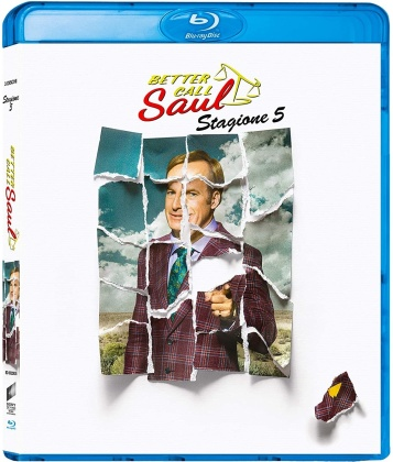 Better Call Saul - Stagione 5 (3 Blu-rays)