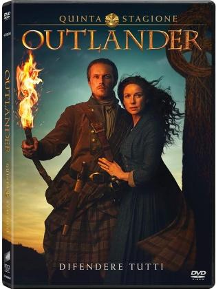 Outlander - Stagione 5 (4 DVD)