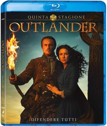 Outlander - Stagione 5 (4 Blu-rays)