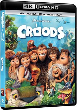 I Croods (2013) (4K Ultra HD + Blu-ray)
