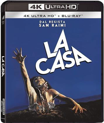 La Casa - The Evil Dead (1981) (4K Ultra HD + Blu-ray)