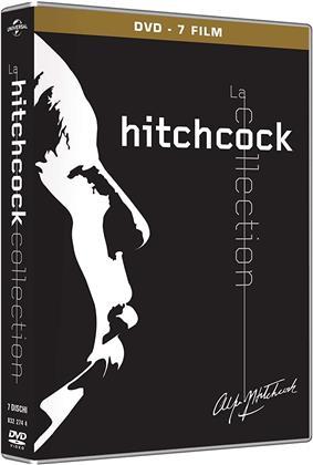 Hitchcock Collection - Black (Riedizione, 7 DVD)