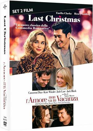Last Christmas + L'amore non va in vacanza (2 DVD)