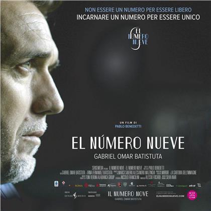 El número nueve - Gabriel Omar Batistuta (2019)