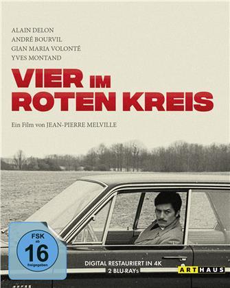 Vier im roten Kreis (1970) (4K Digital Remastered)