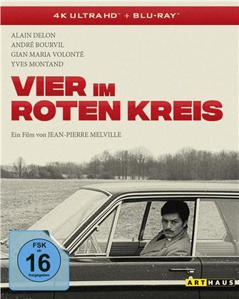 Vier im roten Kreis (1970) (4K Ultra HD + Blu-ray)