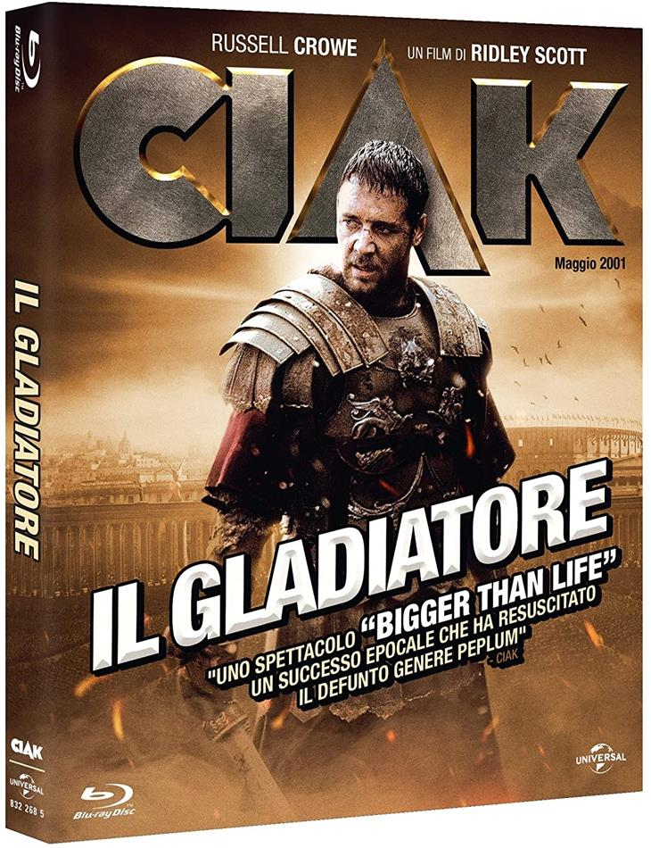 Il Gladiatore (2000) (Ciak Collection)