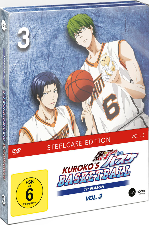 Kuroko's Basketball - Vol. 3