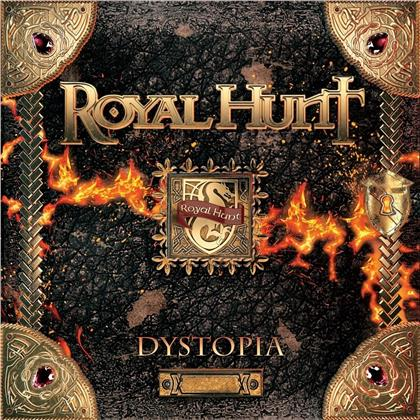 Royal Hunt - Dystopia (Japan Edition, Edizione Limitata, CD + DVD)
