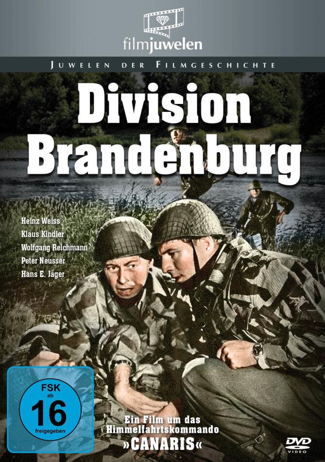 Division Brandenburg (1960) (Filmjuwelen, s/w)