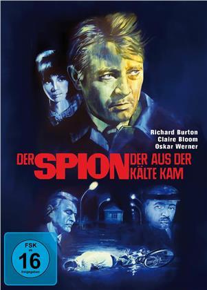 Der Spion, der aus der Kälte kam (1965) (Filmjuwelen, s/w, Mediabook, Special Edition, Blu-ray + DVD)