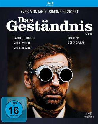 Das Geständnis (1970) (Filmjuwelen)