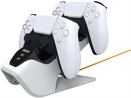 Bionik Power Stand for PS5 - White