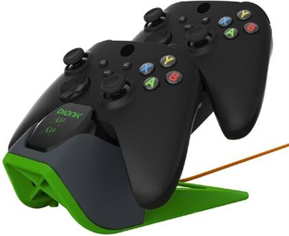 Bionik Power Stand for Xbox Series X/S - Black