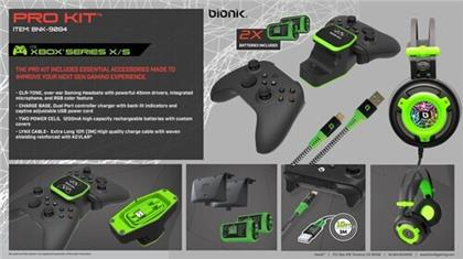 Bionik Pro Kit for Xbox X/S - Black
