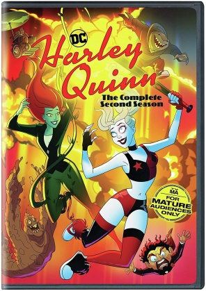 Harley Quinn - Season 2 (2 DVDs)