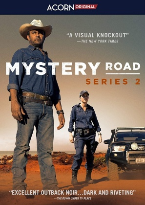 Mystery Road - Series 2 (2 DVDs)