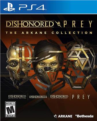 Dishonored & Prey - Arkane Collection