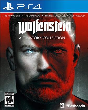 Wolfenstein - Alternative History Collection