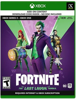 Fortnite - The Last Laugh Bundle