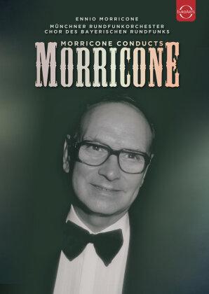 Münchner Rundfunkorchester, Ennio Morricone (1928-2020), … - Morricone conducts Morricone