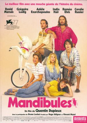 Mandibules (2020) (Digibook)