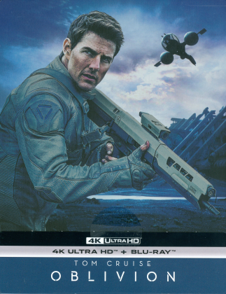 Oblivion (2013) (Édition Limitée, Steelbook, 4K Ultra HD + Blu-ray)