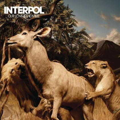 Interpol - Our Love To Admire (2020 Reissue, Matador, 2 LPs)