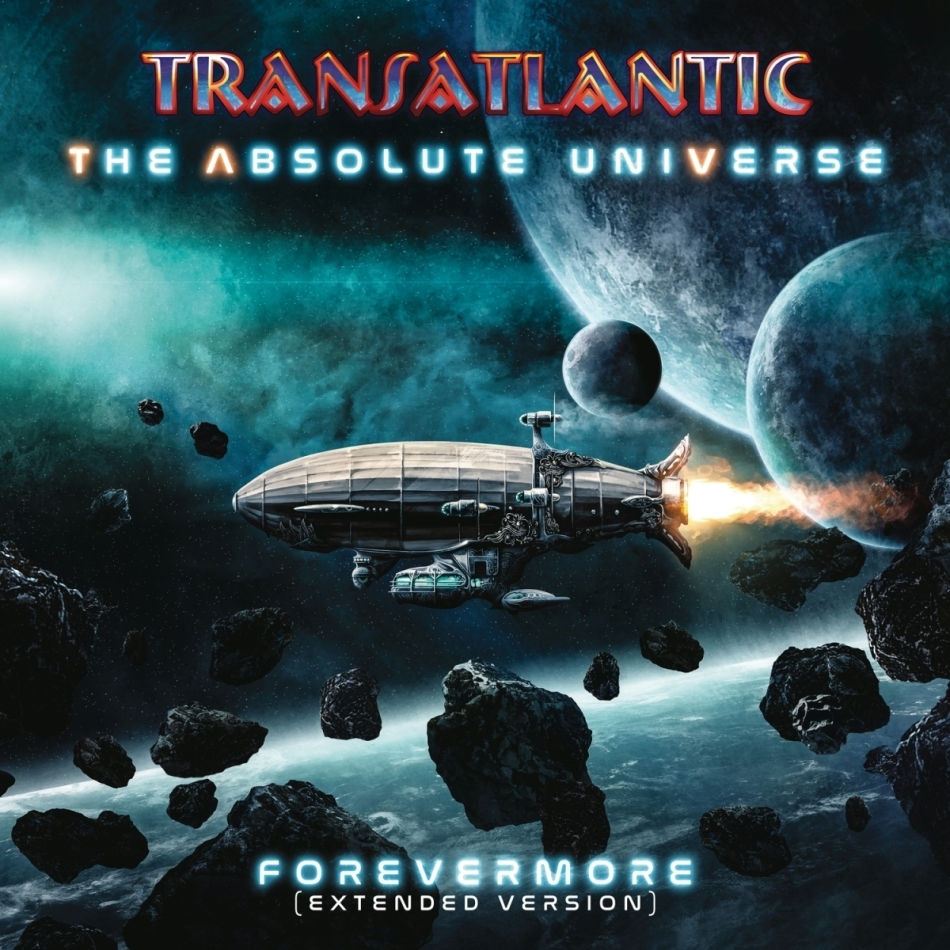 Transatlantic - Absolute Universe: Forevermore (2 CDs)