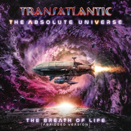 Transatlantic - The Absolute Universe: The Breath Of Life (2 LPs + CD)