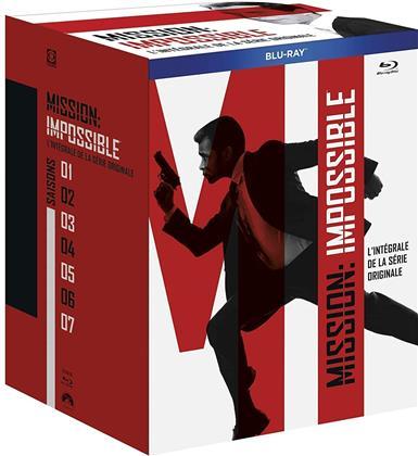 Mission: Impossible - L'intégrale de la série originale - 7 saisons (46 Blu-rays)