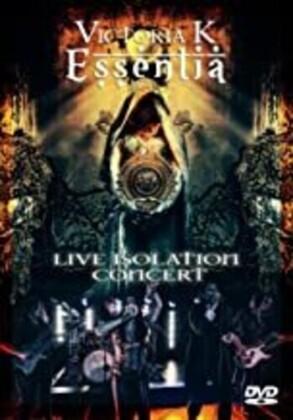 Victoria K - Live Isolation Concert