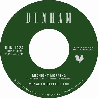 Menahan Street Band - Midnight Morning / Stepping Through Shadow (LP)