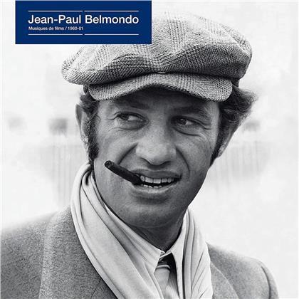 Jean-Paul Belmondo - Musiques De Films 1960-81 (LP)