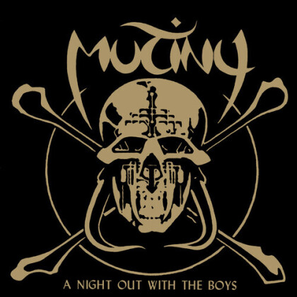 Mutiny - Night Out With The Boys (Limited Edition, Black/Clear Vinyl, LP)