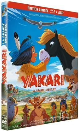 Yakari - La Grande Aventure - Le Film (2020) (Edizione Limitata, Blu-ray + DVD)