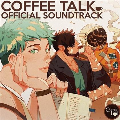 Andrew Jeremy - Coffee Talk - OST (Limited Edition, Green/Coffee Brown Vinyl, 2 LPs)