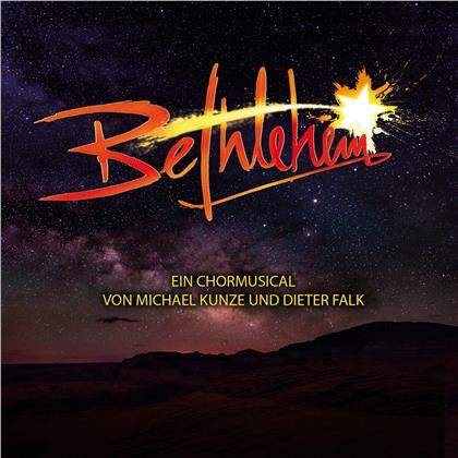 Michael Kunze & Dieter Falk - Bethlehem - Ein Chormusical (2 CDs)