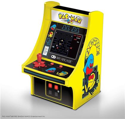 My Arcade Pacman 40Th Anniversary Gold Edition Mini